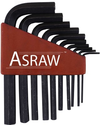 ASRAW AL7 Allen Key Set