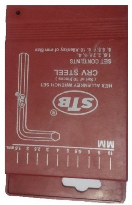 STB K701 Allen Key Set
