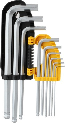Stanley 94-162 Allen Key Set(Pack of 9)