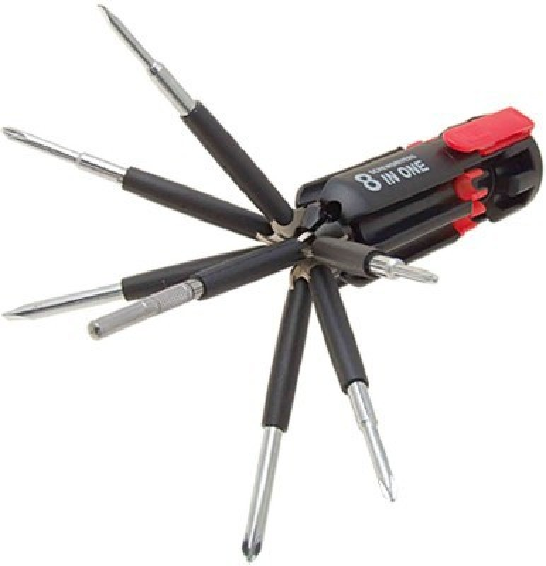 AutoStark 8 in 1 Tools Kit Folding Allen Key Set