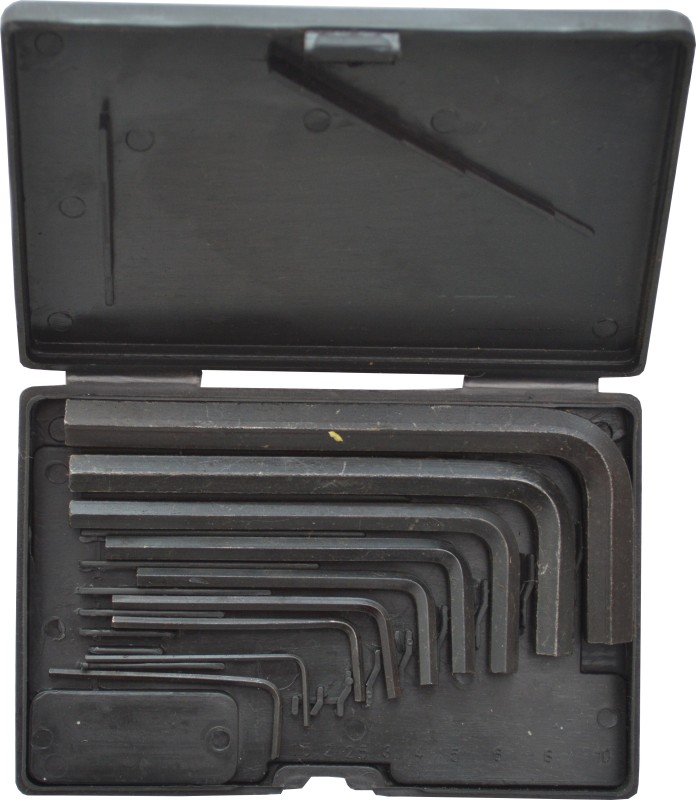 VISKO 702 Allen Key Set(Pack of 9)