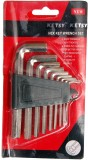 Ketsy 10 Pcs Allen Key Set