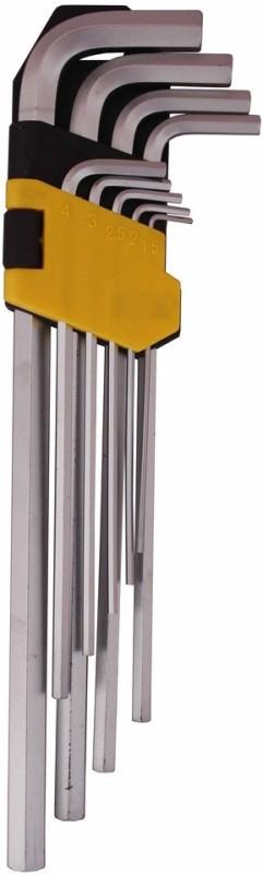 ASRAW MP-ELH09 Allen Key Set
