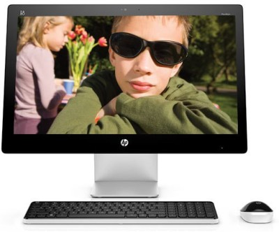 HP Q-141in ( Core i5/ Win10 OS/ 8GB Ram / 1TB HDD/ 2GB Graphics /23 inch TouchScreen) All in one Desktop
