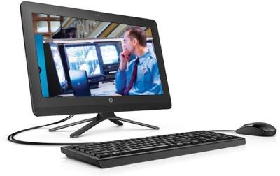 HP - (Celeron Dual Core/4 GB DDR3/1 TB/Free DOS)(Black, 124.5 cm x 220.5 cm x 70.6 cm, 4.79 kg, 19.45 Inch Screen)