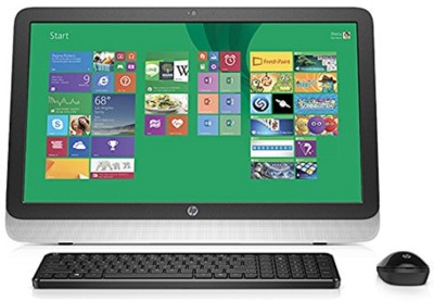 HP All in one 23-r011in Pavilion(Black)