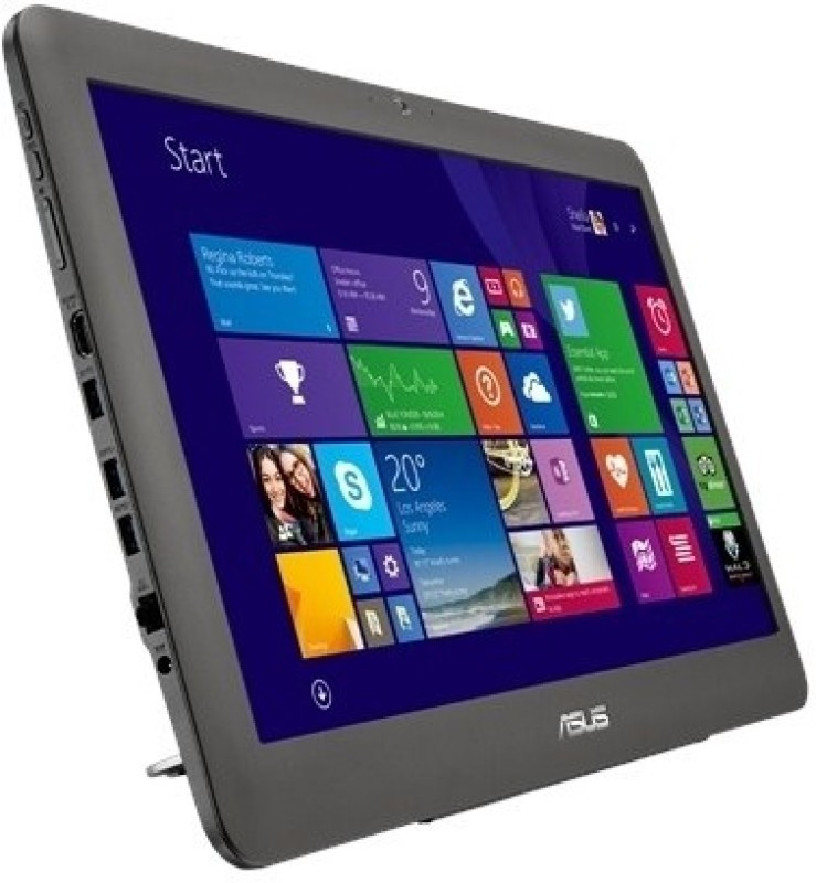 Asus ET2040IUK-BB023W all-in-One (Pentium Quad Core/ 2GB/ 500GB/ Win 8)(Black, 307.15 cm x 489.4 mm x 25.5 mm, 3.5 kg, 49.53 Inch Screen)