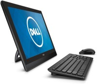 Dell Inspiron 3043 All in one (Pentium Quad Core/ 2GB RAM/ 500GB HDD/ 19.5 Screen/ Win 8.1)(Black)