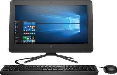 HP - (Pentium Quad Core/4 GB DDR3/500 GB/Windows 10 Home)(Black, 370 mm x 495 mm x 184 mm, 4.4 kg, 19.5 Inch Screen)
