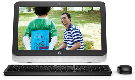 View HP All-in-One-20 r143in  Price Online