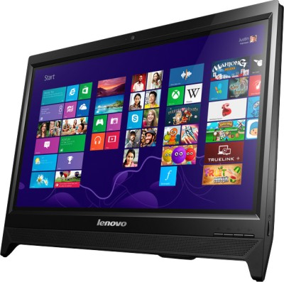 Lenovo C260 (CDC/ 2GB/ 500GB/ Free DOS) All in One Desktop