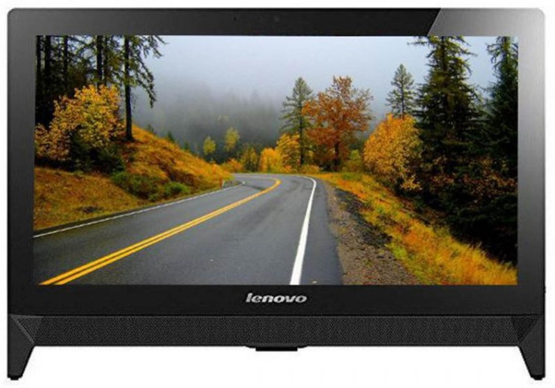 Lenovo - (Core i3 (5th Gen)/4 GB DDR3/500 GB/Free DOS)(Black, 19.5 Inch Screen)
