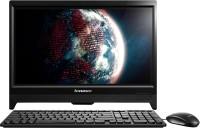 Lenovo C260 (CDC/ 2GB/ 500GB/ Win8.1)(Black, 342 mm x 486 mm x 48 mm, 3.5 kg, 49.53 Inch Screen)