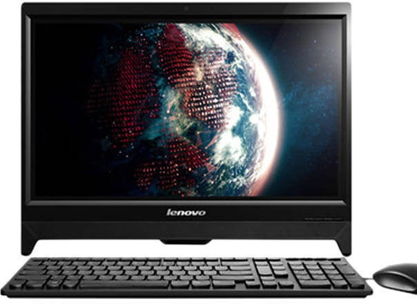 View Lenovo - (Celeron Dual Core/2 GB DDR3/500 GB/Windows 8.1)(Black, 19.5 Inch Screen)  Price Online