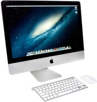 Apple iMac ME086HN/A All-in-One (Quad Core i5/ 8GB/ 1TB/ OS X Mavericks)(Silver)