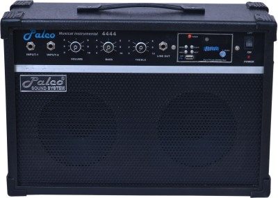 PALCO PAL4444 25 W AV Power Amplifier(Black)