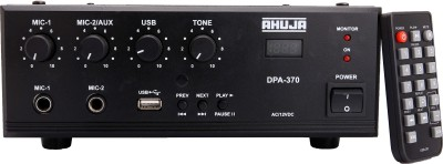 Ahuja DPA-370 30 W AV Control Amplifier(Black)