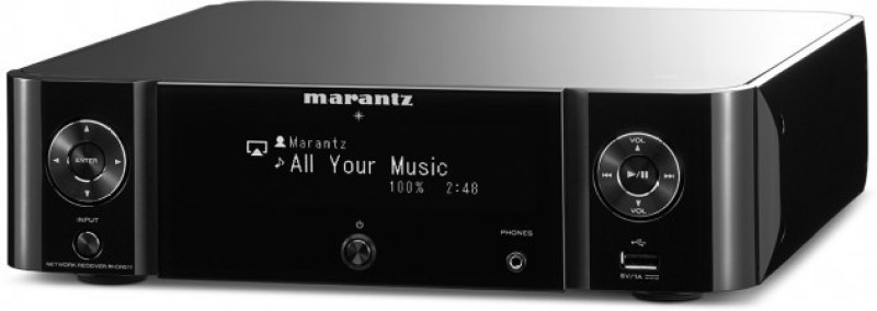 Marantz M-Cr511 45 W AV Control Amplifier(Black)