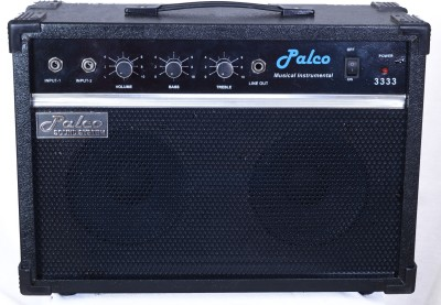 Palco plc3333 Double Speaker 25 W AV Power Amplifier(Black)