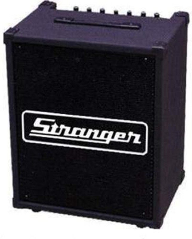 Stranger Cube 40M GUITAR/KEYBOARD/MIKE Heavy Duty 40 W AV Power Amplifier(Black)
