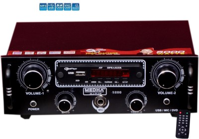 Medha Hifi 4440 Amplifier With Digital Media Player 40 W AV Control Amplifier