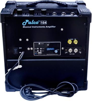 PALCO PAL104-USB 25 W AV Power Amplifier(Black)