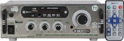 Bexton Video Multimedia 1000 W AV Power Amplifier(Silver)