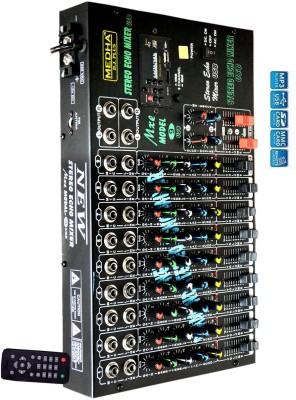 Medha SEM-9USB 220 W AV Power Amplifier
