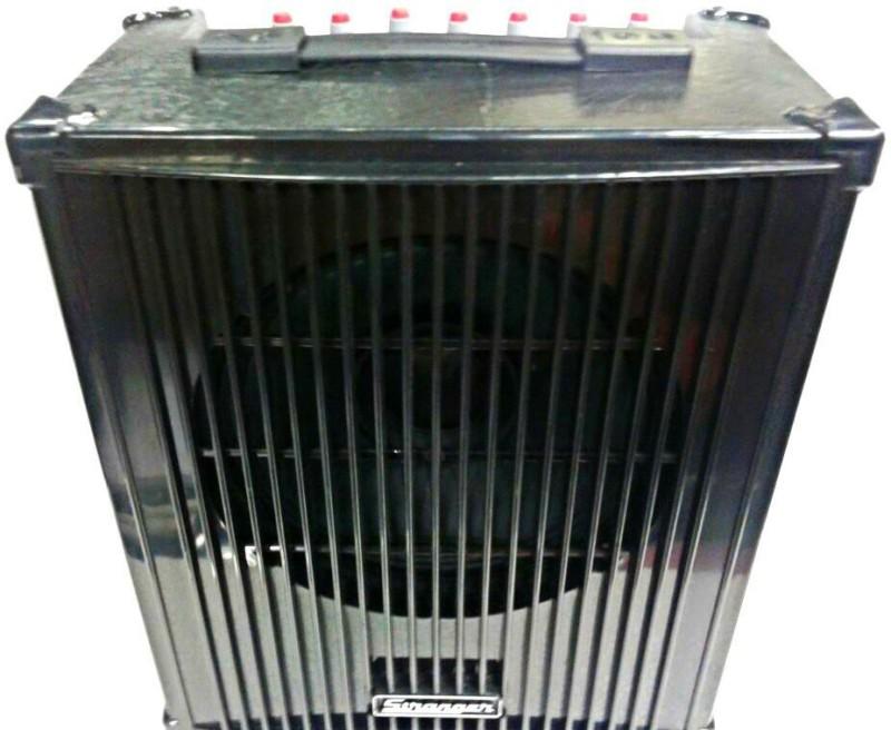 Stranger C28 Vocal/Keyboard/Auxiliary/Mp3 player with inbuilt zero maintenance battery 20 W AV Power Amplifier(Black)