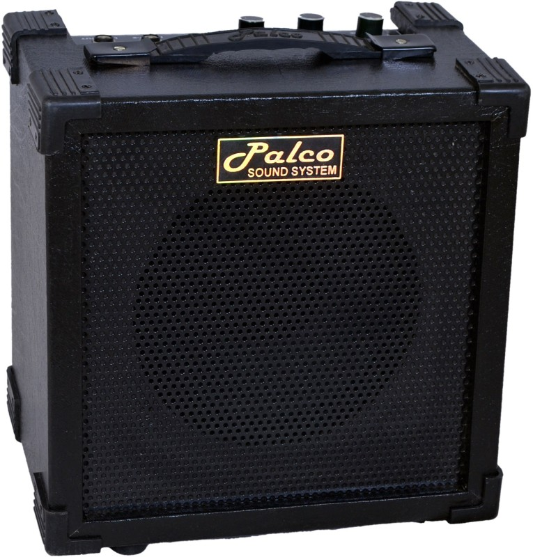 Palco plc104 Bass 25 W AV Power Amplifier(Black)