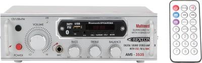 Bexton Bluetooth Multimedia BX3535 200 W AV Power Amplifier(Silver)