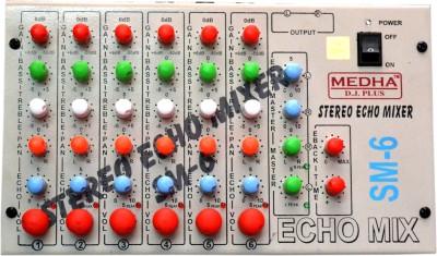 Medha SM-6 220 W AV Control Receiver(White)