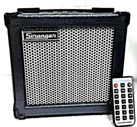 Stranger C6 Guitar/Keyboard/MIC/MP3 Mini Combo 6 W AV Power Amplifier