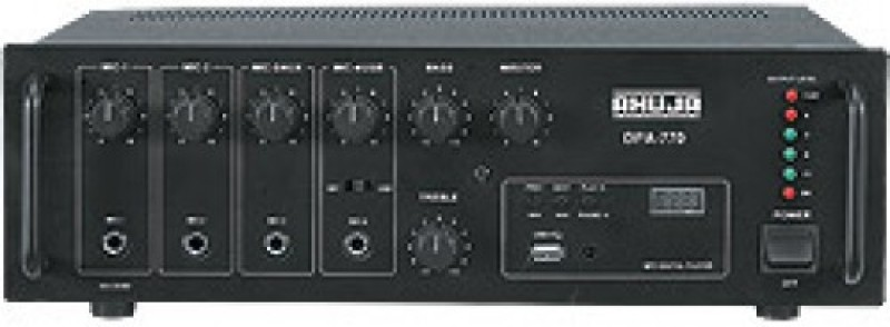 Ahuja DPA-770 70 W AV Power Amplifier(Black)