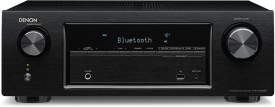 DENON AVR-X520BT 130W PER CH BLUETOOTH, HDCP 2.2, 4K UHD 5.2-CH 330 W AV Power Receiver