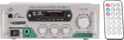 Bexton Multimedia BX9500 200 W AV Power Amplifier(Silver)