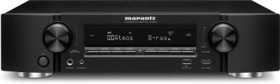 Marantz NR1606 250 W AV Control Receiver(Black)