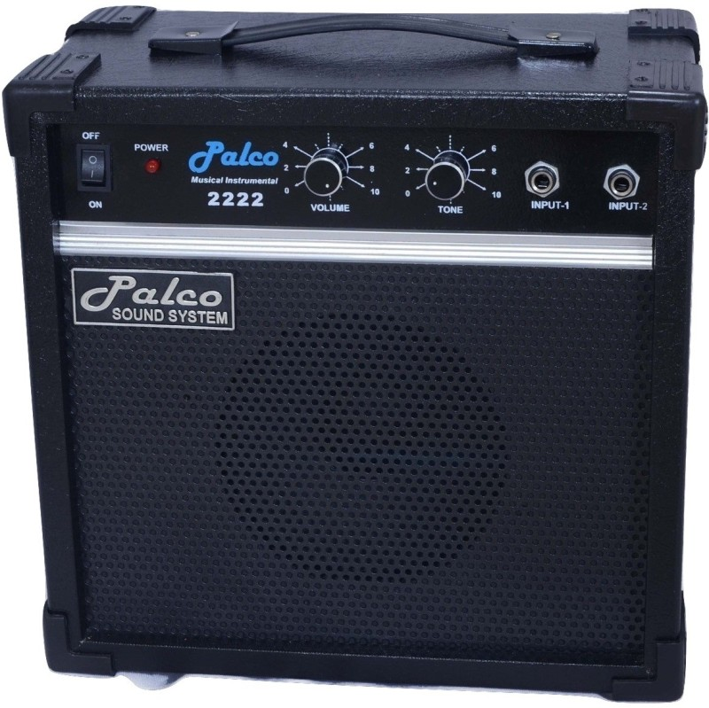 Palco plc2222 10 W AV Power Amplifier(Black)