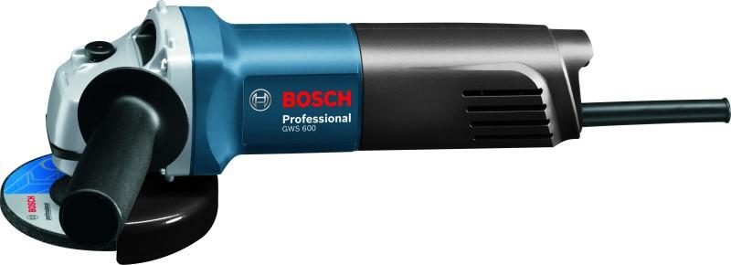 Bosch GWS 600 Professional Angle Grinder(10 mm Wheel Diameter)