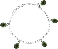 Collana Style Diva Sterling Silver Anklet best price on Flipkart @ Rs. 1650