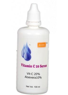 Rejsol Vitamin C 20 Serum vitc 20% Aloevera 10%