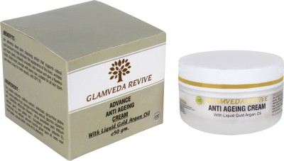 GLAMVEDA Revive Anti Ageing Cream