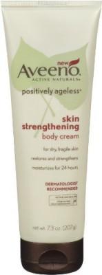 Aveeno Positively Ageless Skin Strengthening Body Cream