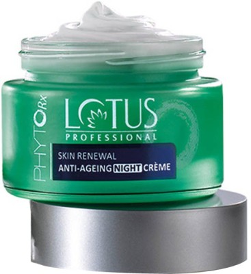 Lotus Professional Phytorx Anti Ageing Night Cream(50 g)