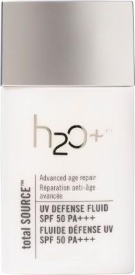 H2O Plus Total Source UV Defense Fluid SPF - 50 PA+++
