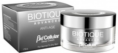 Biotique Bxl Cellular Sleep Cream