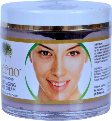 Eterno Ayurvedic Natural Sandalwood Anti Ageing Cream