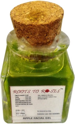 Roots To Roses Apple Facial Gel