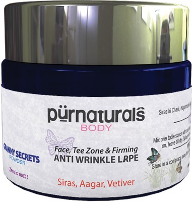Pure Naturals Firming Anti Wrinkle Lape