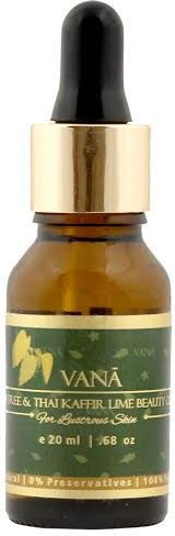 Vana Vidhi Tea Tree & Thai Kaffir Lime Beauty Oil(20 ml)